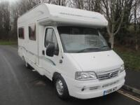 Bessacarr E450 Two Berth, Fixed Bed MANUAL 2006/06