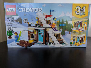 Lego Modular Winter Vacation 31080