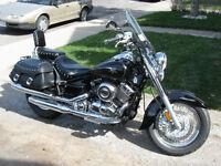 Get ReadyTo Ride This Summer with a Yamaha 650 V-Star Custom