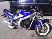 Suzuki gs500. 1991. Fast sale!