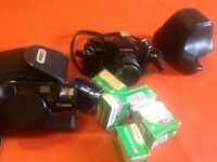 2 camera and films