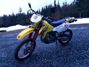 Suzuki drz 400 s 2007