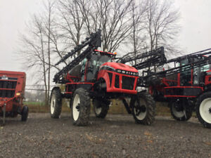 2015 Apache AS1020 Self-Propelled Sprayer