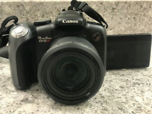 Canon PowerShot SX10 IS 10MP Digital camera