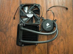 Corsair H50 AIO Cooler