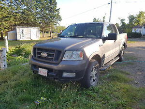 !!! New Price!!!  2004 Ford F-150 FX4 Pickup Truck