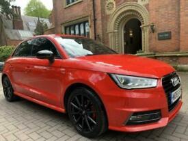 image for 2016 Audi A1 1.4 SPORTBACK TFSI S LINE 5DR Hatchback Petrol Manual