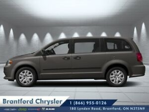 2019 Dodge Grand Caravan SXT  -  Uconnect -  Bluetooth - $200 B/