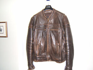Leather Motorcycle Gear