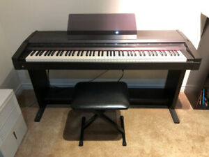 **Price drop** Digital/Electric Wood Piano Roland HP-2500s