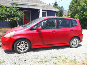 2007 Honda Fit for SALE - AS IS