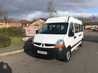 2010 Renault MASTER 100.35 LWB-High roof-Conversion Project