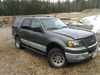 2003 Expedition for parts or repair