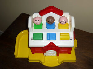 Fisher Price Discovery Schoolhouse