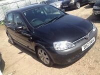 Vauxhall Corsa 17 dti diesel px to clear 395 no offers no offers