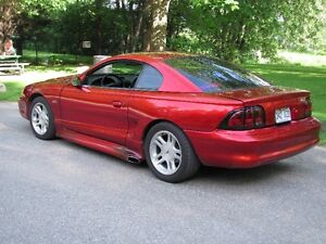1996 Ford Mustang GT Coupé (2 portes)