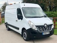 Renault Master / Vauxhall Movano 2.3dCi L2 H2 Mwb****Workshop Van****