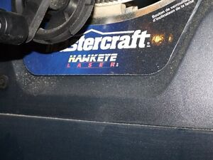 10'' Table saw/stand with laser St. John's Newfoundland image 2