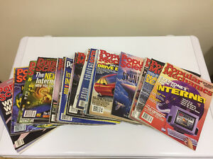 Popular Science Magazine 1990's