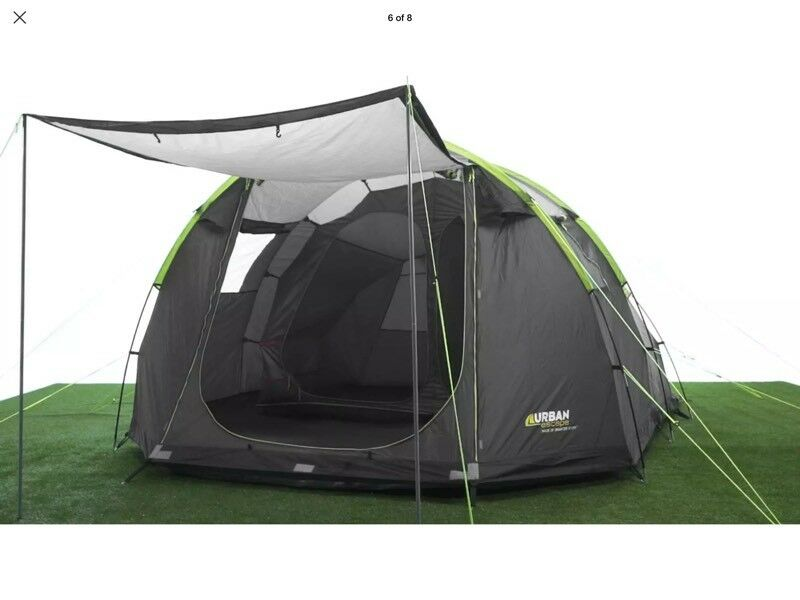 Unused Urban Escape 4 man Tent  sc 1 st  Gumtree & Unused Urban Escape 4 man Tent | in Belper Derbyshire | Gumtree