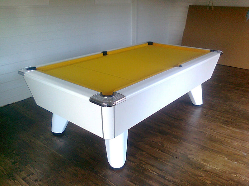 A Slate Bed Pool Table Is Considered To Be The Best Quality Pool Table  Available. Using Natural Materials, Slate Bed Pool Tables Offer A Number Of  Benefits ...