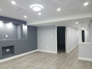 BRAND NEW 2 BEDROOM BASEMENT APARTMENT IN AJAX FOR RENT