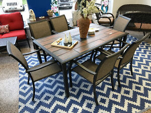 BRAND NEW PATIO FURNITURE SUMMER LIQUIDATION SALE!