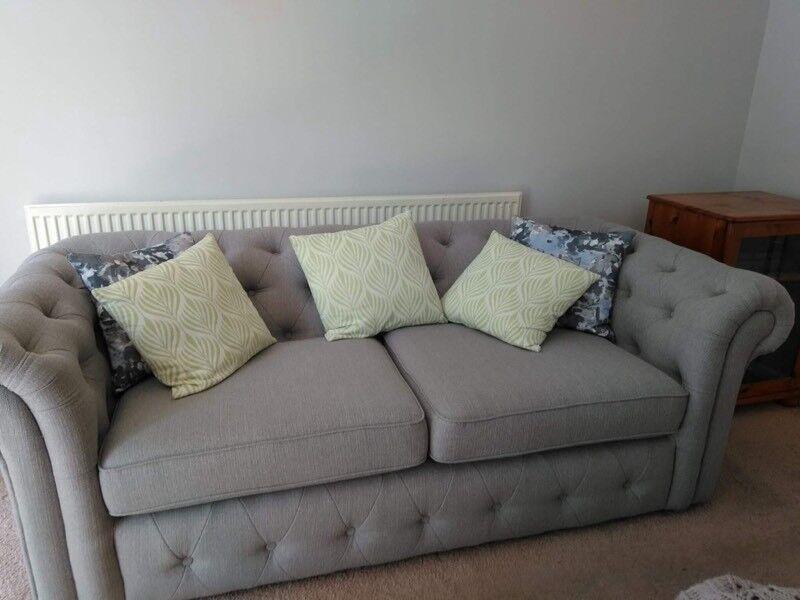 Attractive Phoebe DFS 3 Seater Sofa