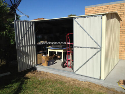 Quality Garden Sheds   Various Sizes From $199!