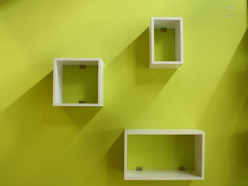 How to Build a Cube Bookcase