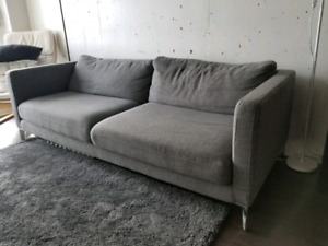 Structube Gray Couch