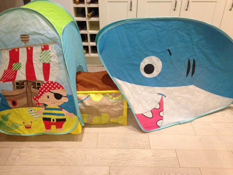 ELC Pirate Pop Up Combo Play Tent & ELC Pirate Pop Up Combo Play Tent | in Norwich Norfolk | Gumtree