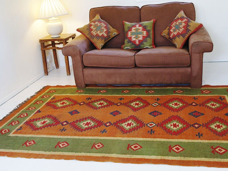 How To Clean A Dhurrie Rug