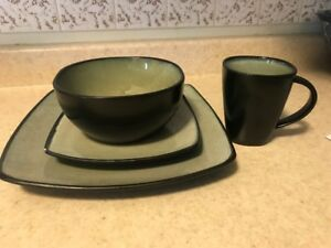 FOR SALE Dinnerware set for 12 people & Joshua Maxwell Dishes | Kijiji in Hamilton. - Buy Sell u0026 Save with ...