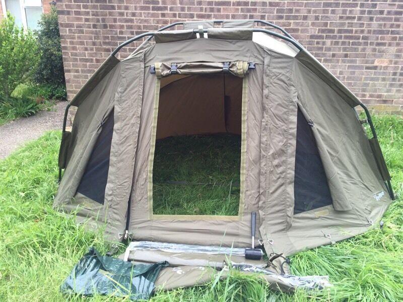 Chub Cyfish 1 man carp fishing Bivvy tent (b new) & Chub Cyfish 1 man carp fishing Bivvy tent (b new) | in Dartford ...