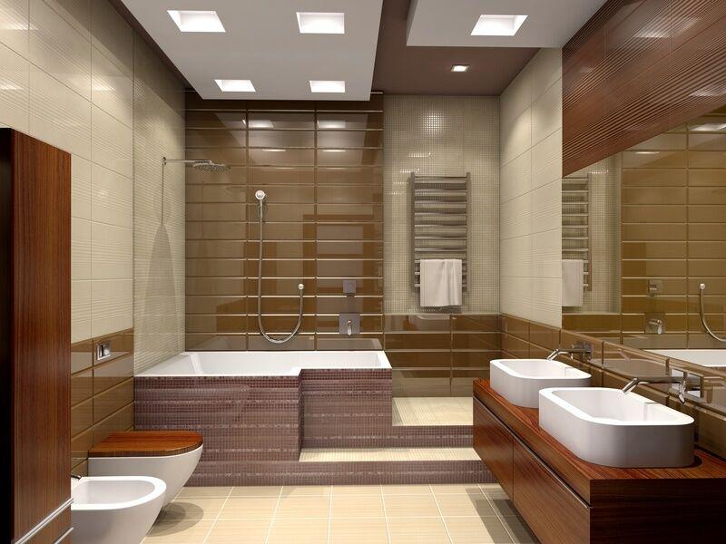 Deckenlampen Für Badezimmer   Darauf Sollten Sie Bei Der Auswahl Achten