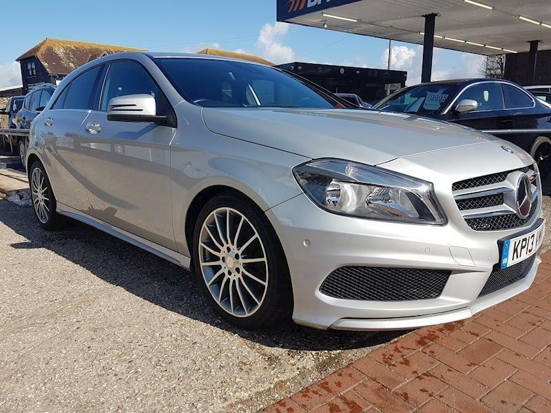 Mercedes A Class A220 Cdi Blueefficiency Amg Sport Hatchback 2.1 Automatic  Diese