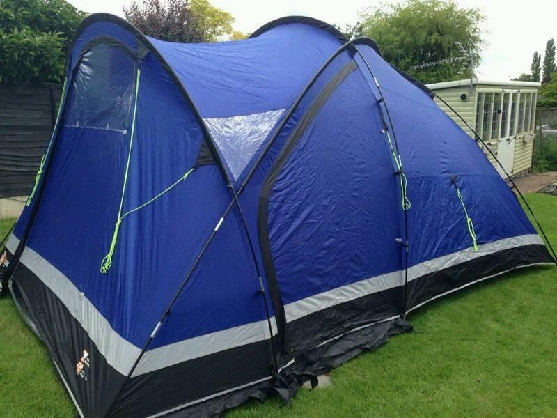 Hi Gear Gobi 4 Tent four man person & Hi Gear Gobi 4 Tent four man person | in Sunderland Tyne and Wear ...