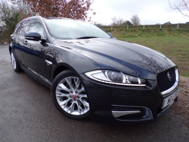 2014 Jaguar XF 2.2d [200] R Sport 5dr Auto Rear Camera! DAB