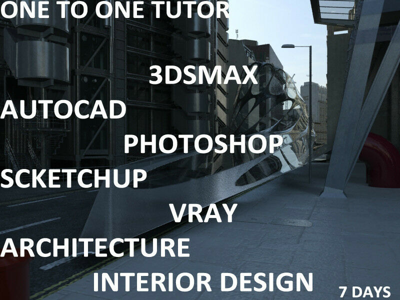 ARCHITECTURE TUTOR AUTOCAD MAC PHOTOSHOP REVIT SKETCHUP 3ds Max INTERIOR  DESIGN HELP IN UNIVERSITY