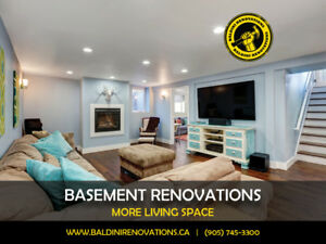 Basement Renovations In Oakville: Top Quality U0026 Affordable Rates