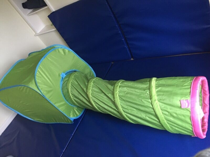 Ikea Busa Play Tunnel Pop Up Tent & Ikea Tent Tunnel u0026 Make Your Own Play Tunnel Exciting Hack Tent ...