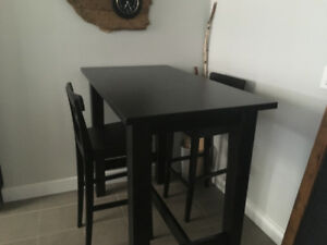 Superieur STORNÄS Ikea Bar Table Brown/Black With Two Bar Tools