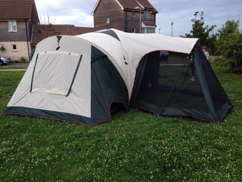 Sportura Villa 8 Person tent & Sportura Villa 8 Person tent | in St Neots Cambridgeshire | Gumtree