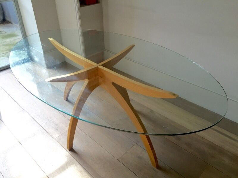 Conran Boomerang Dining Table For Sale