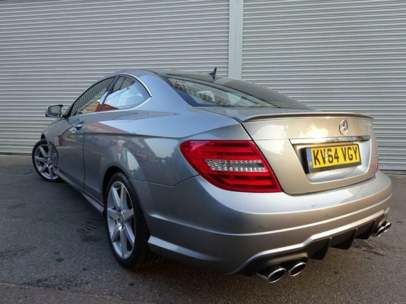 2014 64 MERCEDES BENZ C CLASS 2.1 C250 CDI AMG SPORT EDITION PREMIUM 2D AUTO  202 | In Leigh On Sea, Essex | Gumtree
