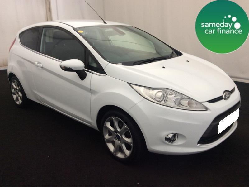 £94.20 PER MONTH WHITE 2012 FORD FIESTA 1.2 ZETEC 3 DOOR PETROL MANUAL & 94.20 PER MONTH WHITE 2012 FORD FIESTA 1.2 ZETEC 3 DOOR PETROL ...