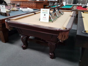 Beringer Pool Table Or Indoor Home Items In Markham