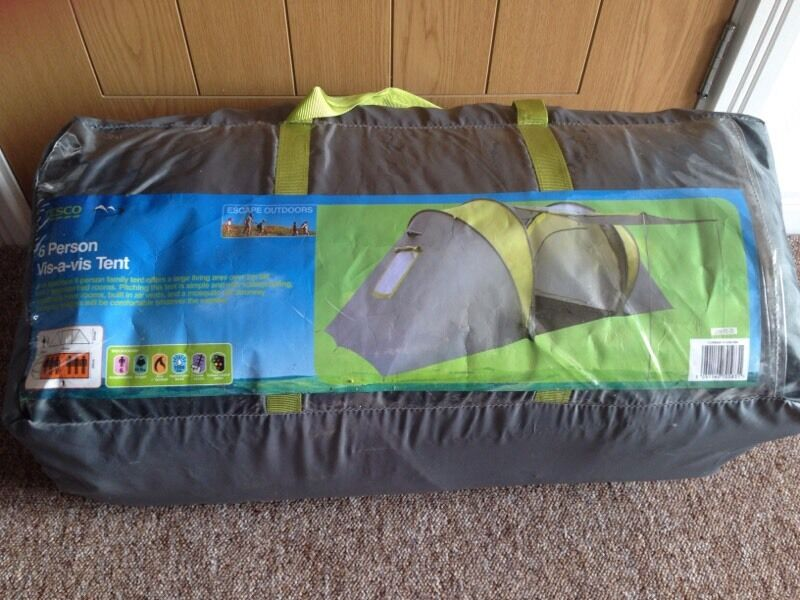 Tesco 6 person tent & Tesco 6 person tent | in Beverley East Yorkshire | Gumtree