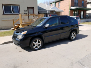 2003 Pontiac Aztec 3400 6 cyl & Pontiac Aztek | Buy or Sell New Used and Salvaged Cars u0026 Trucks ...
